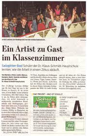 Sparkasse Salzgitter Bad Dr Klaus Schmidt Hauptschule News