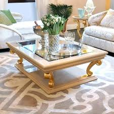 gold leaf coffee table gold leaf coffee table bandarjayameubel com