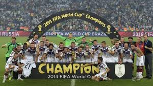 germany the best world cup celebration pics a football