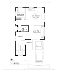 majestic floor plan for small house in the philippines 13 house