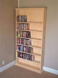Dvd Movie Storage Cabinet Remodelaholic Have Too Many Dvds Try These 7 Dvd Storage Ideas