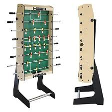Amazon Foosball Table Hlc 4ft Folding Foosball Table Champion Foosball Tables