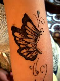 42 best butterfly henna tattoos images on henna