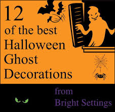 12 halloween ghost decorations with tutorials the bright ideas blog