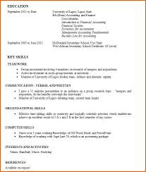 No Job Experience Resume Examples by Work Experience Resume Haadyaooverbayresort Com