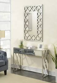 console table and mirror set mercer41 westrem console table reviews wayfair co uk