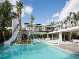 design house artefacto 2016 34m miami spec home with a water slide business insider