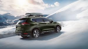 nissan versa in snow 2017 5 nissan rogue crossover nissan usa