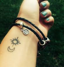 52 small sun tattoos designs and ideas