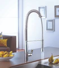grohe feel kitchen faucet 47 best grohe faucets images on bathroom ideas