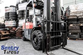 sd pattern non marking forklift tires sentry tire usa solid