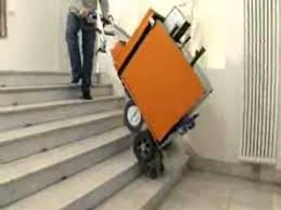 wesco liftkar heavy duty powered stair climbing appliance truck