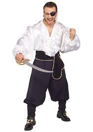 Swashbuckler Pirate Costume Men U0027s Pirate Halloween Costumes