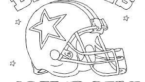 dallas cowboy coloring pages coloring