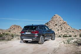 2018 bmw x3 launches with a multitude of technology dubai abu