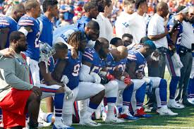 The National by Players Kneel During The National Anthem Following Trump U0027s Comments