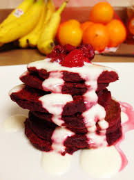 healthy red velvet pancakes u0026 cupcakes for valentines day