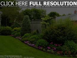 simple backyard landscaping ideas christmas lights decoration