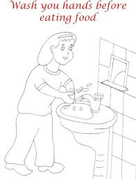 100 healthy coloring pages national public health week