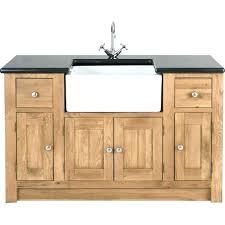 freestanding kitchen furniture fashionable free standing kitchen sink 4 freestanding
