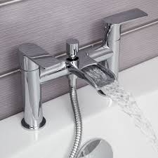 Bathroom Shower Mixer Motala Bath Shower Mixer Waterfall Tap