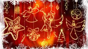 christmas angels background cheminee website
