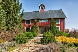Barn Houses Pictures Country Living In A Timber Barn Home