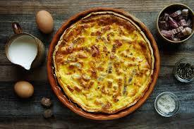 cuisine lorraine recette quiche lorraine recette facile la cuisine de nathalie