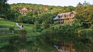 Restaurants On Table Rock Lake Things To Do In Big Cedar Lodge Branson Missouri Southern Living
