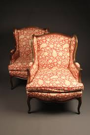 Wing Chair Pair Of Wingback Or Wing Chairs