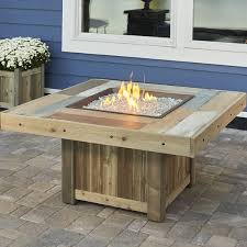 how to build a fire pit table elegant how to build a natural gas or propane outdoor fire pit using