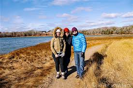 Nauset Marsh Cape Cod - new years on cape cod as her world turns