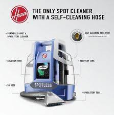 Rug And Upholstery Cleaning Machine Hoover Portable Carpet And Upholstery Cleaner Lightweight Spray