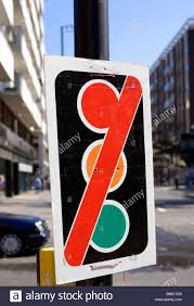 traffic lights not working temporary notice traffic lights not working baker street london