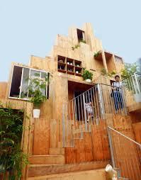 rental space tower by sou fujimoto 2 house vision 2016