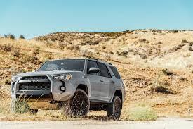 subaru crosstrek off road tires 2017 toyota 4runner trd pro first test review motor trend