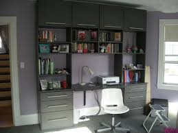 Computer Desk And Bookcase Combination Wall Units Awesome Desk Wall Units Home Office Desks Furniture