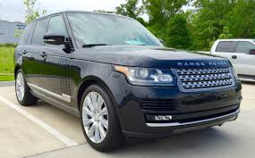 range rover land rover 2015 2015 range rover supercharged full review start up exhaust youtube