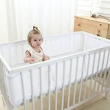 best 25 mesh crib bumper ideas on pinterest breathable bumper