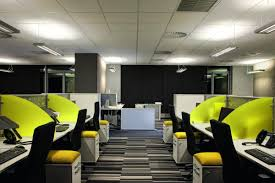 Office Workspace Open Space Modern Office Interior Office Amazing - Interior design ideas for office space