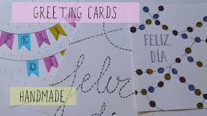 greeting cards ideas handmade birthday christmas youtube
