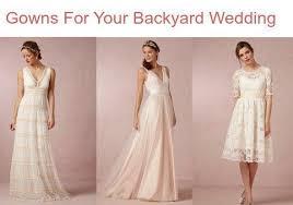 backyard wedding dresses fall backyard wedding attire ketoneultras com