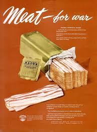 Bacon In Toaster A History Of Bacon Advertising Bacon Today