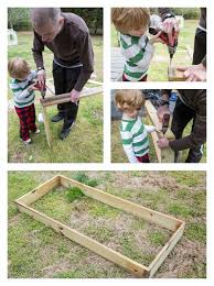 easy diy raised garden beds