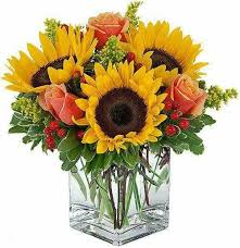 sunflower arrangements sunflower arrangements home imageneitor