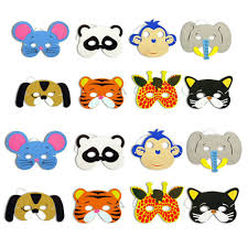 online buy wholesale animal masks kids from china animal masks