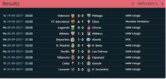 la liga live scores and table latest la liga table stuffwecollect com maison fr