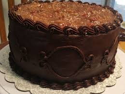 german chocolate birthday cake cakecentral com