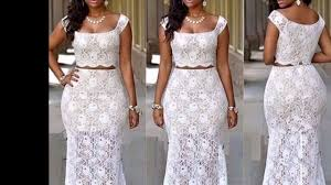african couture glamorous designs of african print and lace gowns