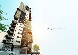 loran high rise residential apartment building on behance